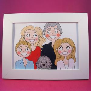 familie portret