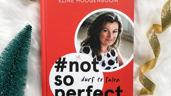 Win het #not so perfect boek van Eline Hoogenboom