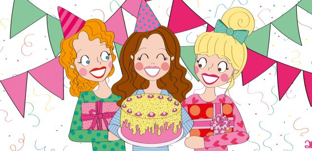 De Leukste verjaardagstaarten
